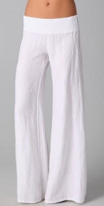 Wedding Ideas - Pants