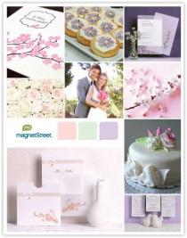 wedding photo - Spring Wedding Inspiration