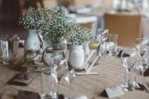 wedding photo - Centerpieces & Table Decor