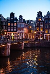 wedding photo - 18 Stunningly Beautiful Pictures Of Amsterdam