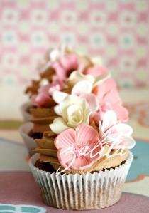 wedding photo - Cupcakes