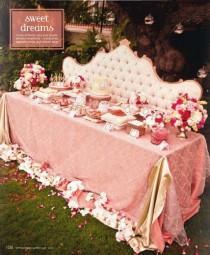 wedding photo - Ceremony Magazine 2012 San Diego