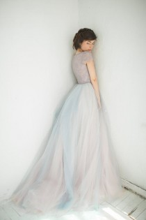 wedding photo - Tulle Wedding Gown // Lavanda (limited Edition)
