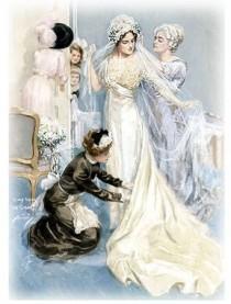 wedding photo - Victorian Wedding - Make It Your Dream