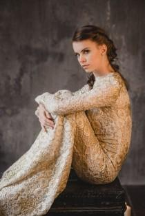 wedding photo - 20 Long Sleeve Wedding Gowns