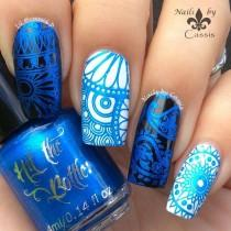 wedding photo - Nails By Cassis: Hit The Bottle Stamping Polish Review (Pic Heavy!)