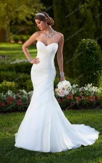wedding photo -  Stella York Sweetheart Neckline Wedding Dress Style 6042