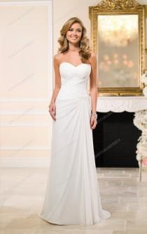 wedding photo -  Stella York Sweetheart Wedding Dresses Style 6052