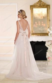 wedding photo -  Stella York Vintage Style Wedding Dresses Style 6091