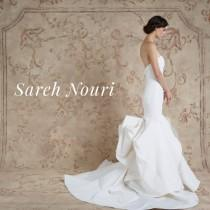 wedding photo - Sareh Nouri Fall 2016 Bridal Collection