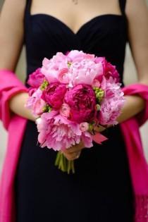 wedding photo - ::Fuchsia Wedding::