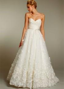 wedding photo - Bridal Gowns, Wedding Dresses By Jim Hjelm - Style Jh8157