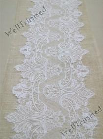 Wedding ideas table runners weddbook for 12 ft table runner