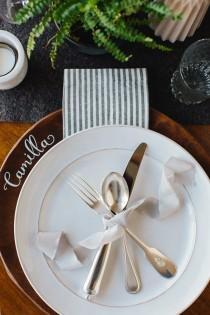 wedding photo - DIY Calligraphy Decals