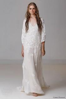 wedding photo - Carol Hannah Spring 2015 Wedding Dresses — The Alchemist Bridal Collection