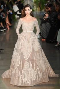 wedding photo - Elie Saab Spring 2015 Couture Fashion Show