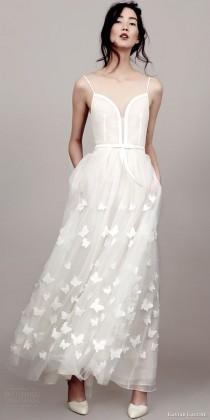 wedding photo - Kaviar Gauche 2015 Wedding Dresses — Papillon D'Amour Bridal Couture Collection