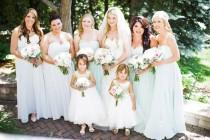 wedding photo - Mint And Gold Wedding