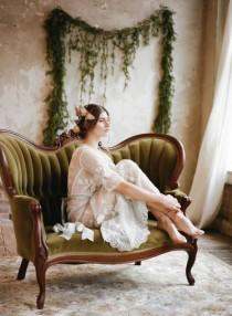 wedding photo - Butterfly Ballet Boudoir Session