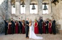 wedding photo - Beautiful San Juan Capistrano, CA Wedding Photos - The SnapKnot Blog