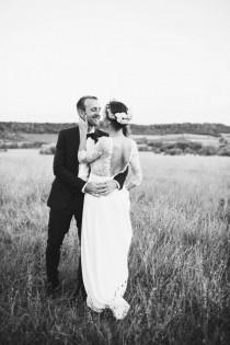 wedding photo - French Countryside Wedding At Le Comptoir Saint Hilaire