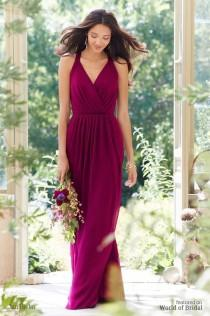 wedding photo - Jim Hjelm Occasions Fall 2015 Bridesmaids Dresses