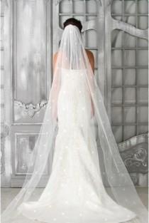 wedding photo - Swarovski Rhinestone Veil