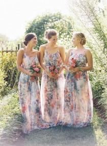 wedding photo -  26 Most Beautiful Watercolor Ideas For Your Big Day