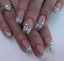 wedding photo - Trends4everyone: Nails Arts Ideas...
