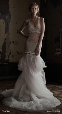 52b33ad76ce8 Vera Wang Spring 2016 Wedding Dresses