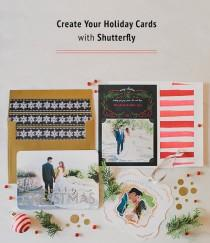 wedding photo - Create Your Holiday Cards with Shutterfly