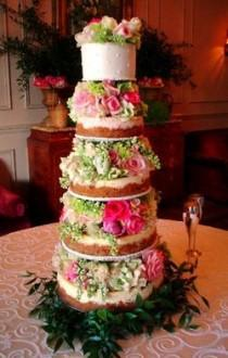 wedding photo - Cake Talk: Let Them Eat Cheesecake