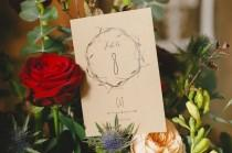 wedding photo - Elegant Rustic Winter Wedding Styled Shoot At Boutique Barn By Sweet Events Photography