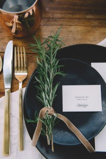 wedding photo - Kinfolk Wedding Inspiration