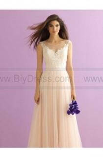 wedding photo - Allure Bridals Wedding Dress Style 2900