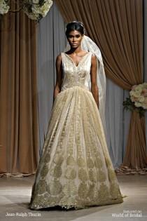 wedding photo - Jean-Ralph Thurin Fall 2016 Wedding Dresses