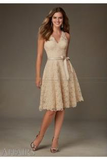 wedding photo - Mori Lee Bridesmaids Dress Style 31075