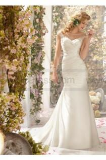 wedding photo - Mori Lee Wedding Dress 6777