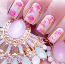 wedding photo - Cool Nails