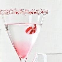wedding photo - Candy Cane Martini