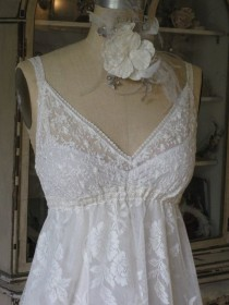 wedding photo - Simply Happy Hippie Lace Dress Reserved For Sara Half Deposit