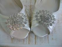 wedding photo - Wedge Wedding Shoes - Choose From Over 200 Colors - 1 Inch Wedge Heel - Wide Size Available - Low Heel Wedge Wedding Shoe - Outdoor Wedding