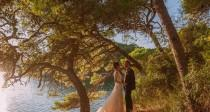 wedding photo - Mljet Destination Wedding, Croatia