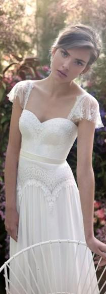 wedding photo - Community Post: What Would Happen If Anthropologie Married Free People?