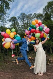 wedding photo - Colourful Caribbean Cruise Inspired Wedding