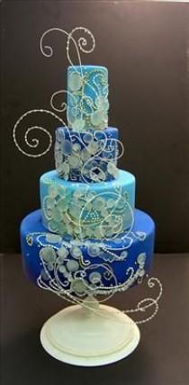 wedding photo - Colette's Cakes