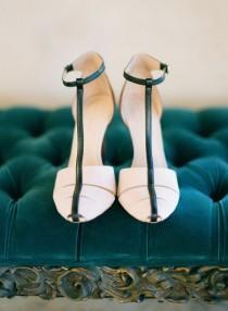 wedding photo - Tuesday Shoesday - Glitter, Inc.