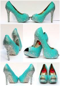 ea050639aa87a Chaussures Peep Toes #3 - Weddbook