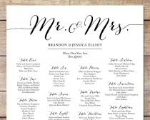 Wedding Ideas - Seating-chart - Weddbook