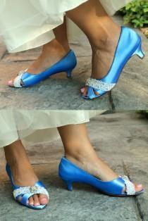 Peep Toe Shoes 2 Weddbook